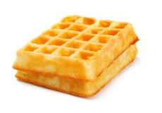 Soft waffle Royalty Free Stock Photo