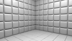 Soft walls white hospital room. Stock Photography