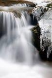 Soft waterfall Stock Photo