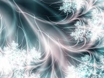 Soft White Feathery Texture Royalty Free Stock Images