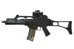 Softair-Waffe Lizenzfreies Stockbild