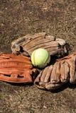 Softall et gants Photos stock