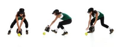 softball φορέων Στοκ Φωτογραφίες