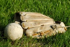 softball Στοκ φωτογραφία με δικαίωμα ελεύθερης χρήσης
