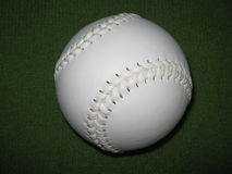 Softball ball. Very and professional softball and baseball ball Royalty Free Stock Photography