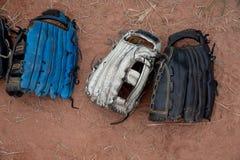 Softball das mulheres Fotografia de Stock Royalty Free