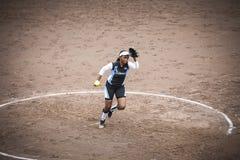 Softball 2014 del campeonato del mundo Foto de archivo libre de regalías