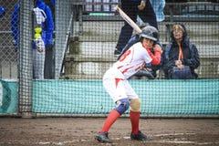 Softball 2014 del campeonato del mundo Imágenes de archivo libres de regalías