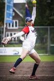Softball 2014 del campeonato del mundo Fotografía de archivo