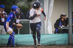 Softball 2014 di campionato del mondo Fotografie Stock