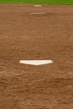 Softball Diamond Royalty Free Stock Images