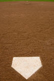 Softball Diamond Stock Image