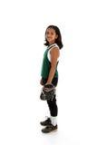Softball Player stock photography