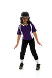Softball Player Royalty Free Stock Photos