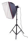 Softbox Stock Photo