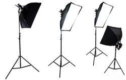 Softbox Royalty Free Stock Photography