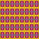 Background Seamless Tie Dye Pattern  Royalty Free Stock Image