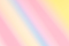 Softly blurred diagonal candy stripes background. Spring, summer Stock Images
