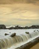 Softness. Hikkaduwa beach sri lanka. One of the most scenic and attractive tourist destination in the small Island paradice Stock Photo