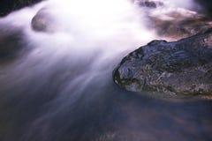 Softness av vattenfallet 3 Fotografering för Bildbyråer