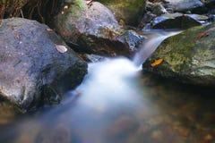 Softness av vattenfallet 1 Royaltyfri Bild