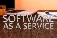 Software as a Service Royalty Free Stock Photos