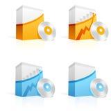 Software Box royalty free illustration