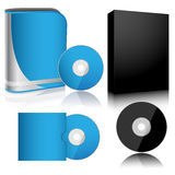 Software box Royalty Free Stock Photos