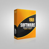 Software Box Royalty Free Stock Images