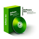 Software box Stock Photo