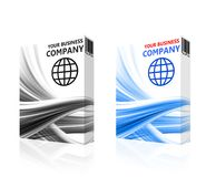 Software commerciale Fotografia Stock