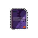 Software computer box. Icon  illustration graphic design Stock Photo
