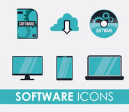 Software design. Stock Photography