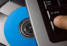 Software di calcolatore Fotografia Stock Libera da Diritti