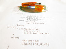 Software engineering concept Stock Photos