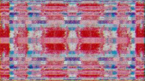 Software generated abstract animation, iridescent data collapse video fx.