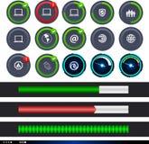 Software-Gestaltungselement Stockbild