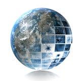 Software global Imagens de Stock