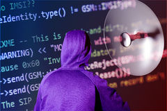 Software hacker Stock Images