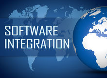 Software Integration Stock Photography