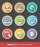 Software and programming buttons,. Colorful Stock Photos
