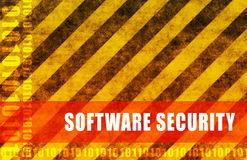 Software Security Stock Photo