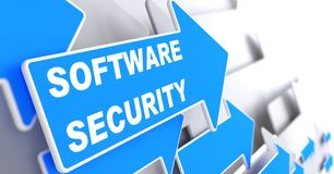 Software Security. Information Concept. Stock Photography
