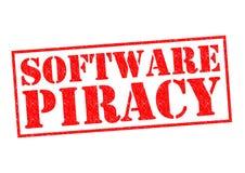 Softwarepiraterij stock foto's