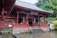 Sofukuji em Nagasaki imagens de stock royalty free