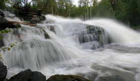 Soglia dell'acqua Immagini Stock