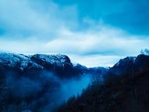Sogn og fjordane Stock Foto's