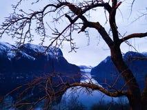 Sogn og fjordane Stock Afbeelding