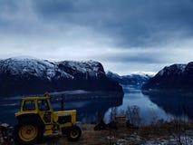 Sogn og fjordane Royalty-vrije Stock Afbeelding