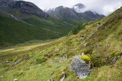 Landscape in Sogn og Fjordane, Norway Royalty Free Stock Images